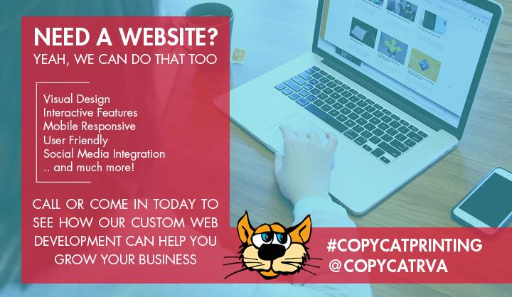 Copy Cat Online Promotion