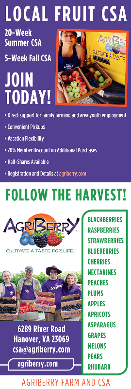 Agriberry Banner